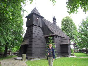 Kościół drewniany w Rzepienniku Biskupim