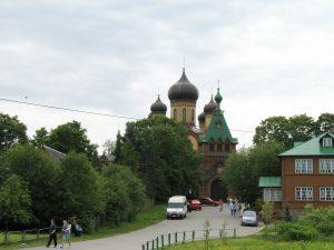 Klasztor Pühtitsa w Kuremae