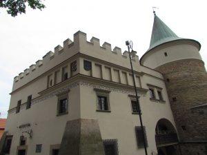 Muzeum Dom z basztą w Bieczu