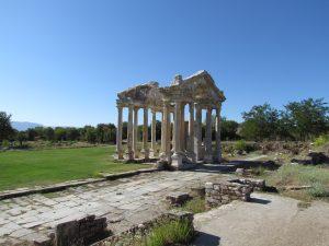 Tetrapylon w Afrodyzji