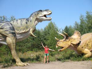 Dino Park w Nowinach Wielkich