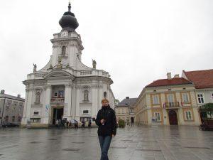 Bazylika i Dom Jana Pawła II w Wadowicach