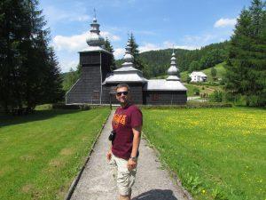 Cerkiew w miejscowości Czarna