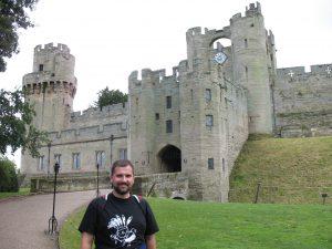 Zamek w Warwick