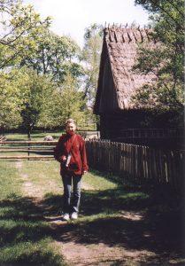 Skansen w Ciechanowcu