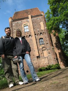 Zamek w Szamotułach