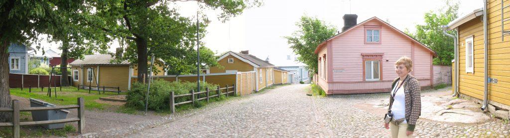 Porvoo w Finlandii