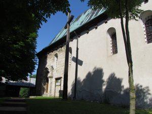 Kościół romański w Sulisławicach