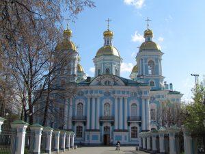 Sobór Św. Mikołaja w Petersburgu