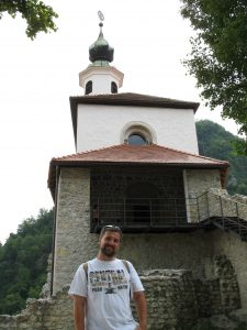 Kaplica romańska w Kamniku