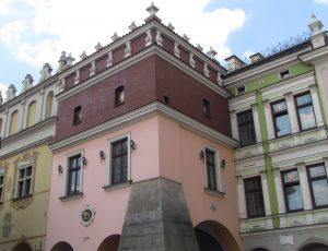 Kamienice na Rynku w Tarnowie
