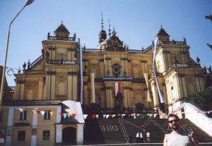 Sanktuarium w Wambierzycach