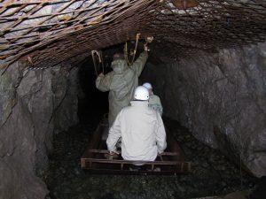 Podziemne miasto Osówka w kompleksie Riese