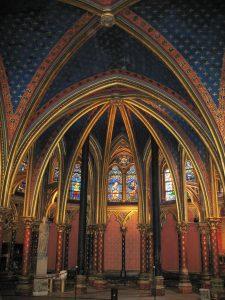 Kaplica Sainte-Chapelle