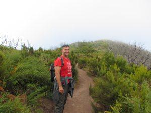 Park Narodowy Garajonay - Ruta 17 z Pajarito na szczyt Alto de Garajonay na Gomerze