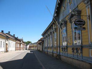 Rauma w Finlandii