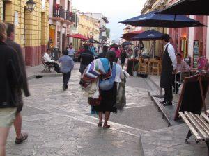 Uliczki San Cristobal de las Casas