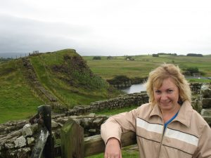 Mur Hadriana w Cawfields