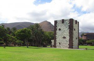 Torre del Conde w San Sebastian de la Gomera