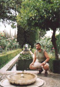 Ogrody Generalife - Alhambra
