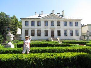 Pałac Wielopolskich w Pińczowie