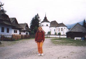 Skansen w Pribylinie na Słowacji