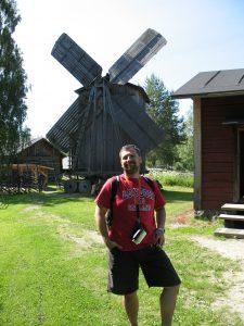 Muzeum Wsi Karelskiej w Lieksie w Finlandii