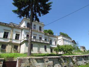 Zamek w Sancygniowie