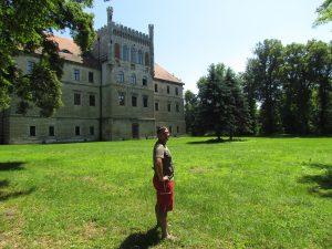 Zamek w Książu Wielkim
