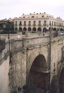 Puente Nuevo (Nowy Most) w Rondzie