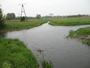 Bifurkacja, czyli skrzyżowanie rzek w Wągrowcu