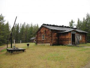 Skansen wsi lapońskiej i muzeum kultury mieszkańców tej krainy w Inari w Finlandii
