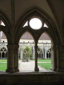 Klasztor - Abbaye de Noirlac