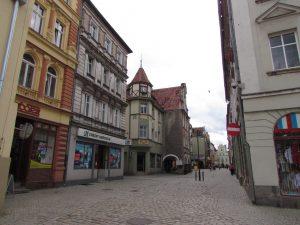 Ulica Karola Miarki w Kamiennej Górze