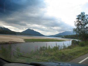 Droga do Glen Nevis