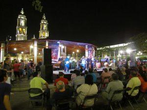 Fiesta w Campeche