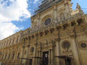 Basilica di Santa Croce w Lecce