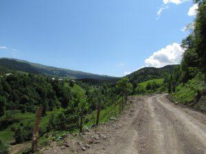 Droga do Vardzi