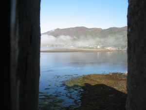 Widok na Loch Duich