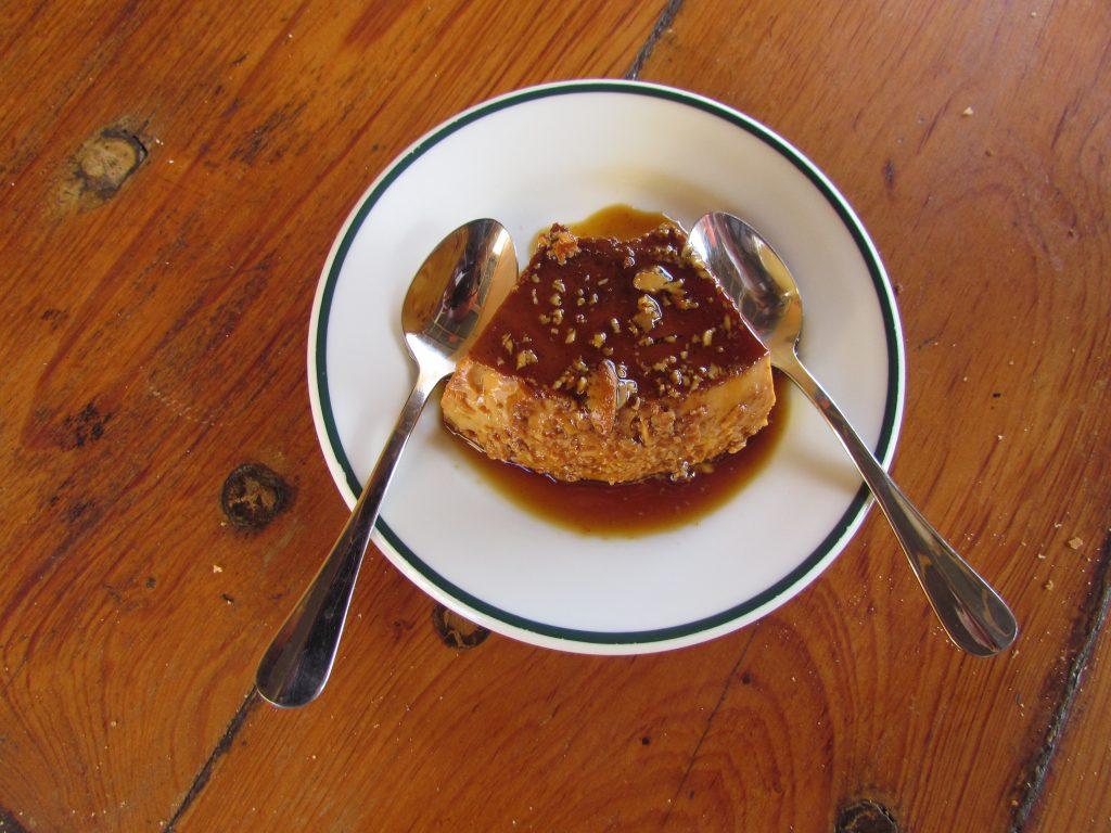 Tradycyjny deser fragollo na El Hierro