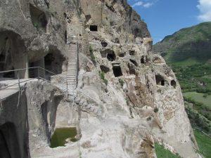 Skalny klasztor w Vardzi