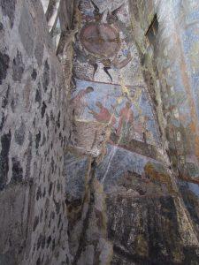 Freski w kościele w Vardzi