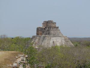 Piramida Wróża w Uxmal (Piramide del Adivino)