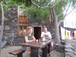 Casa Rural de Piedra na El Hierro
