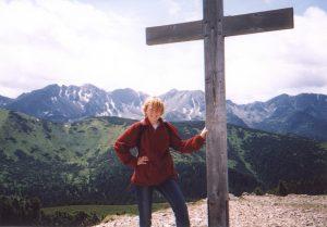 Na Grzesiu w Tatrach Zachodnich