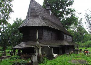 Kościół drewniany w Lipnicy Murowanej