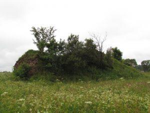 Pozostałości Zamku Konradów w Wojaczowie