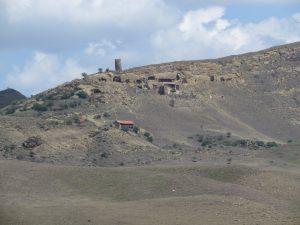 Klasztor Św. Jana Chrzciciela - Dawid Gareja