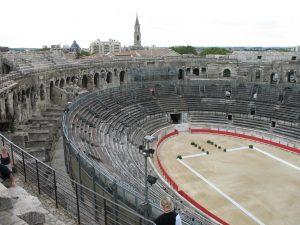 Arena rzymska w Nimes