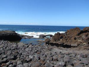 Naturalne baseny Charco Azul na El Hierro